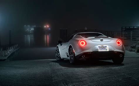2016 Alfa Romeo 4c Spider 2 Wallpaper