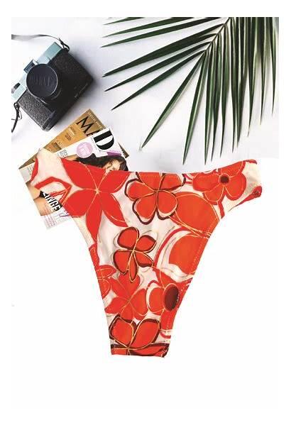 Bikini Bottom Orange Swim Beyond Sold