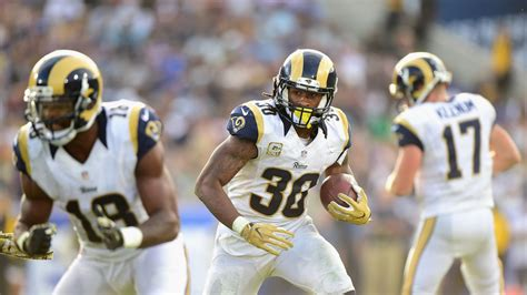 todd gurley  active week    rams fantasy owners
