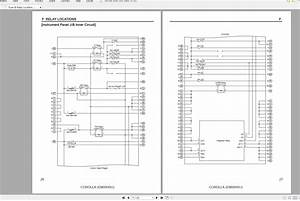 Toyota Corolla 2006 Electrical Wiring Diagram