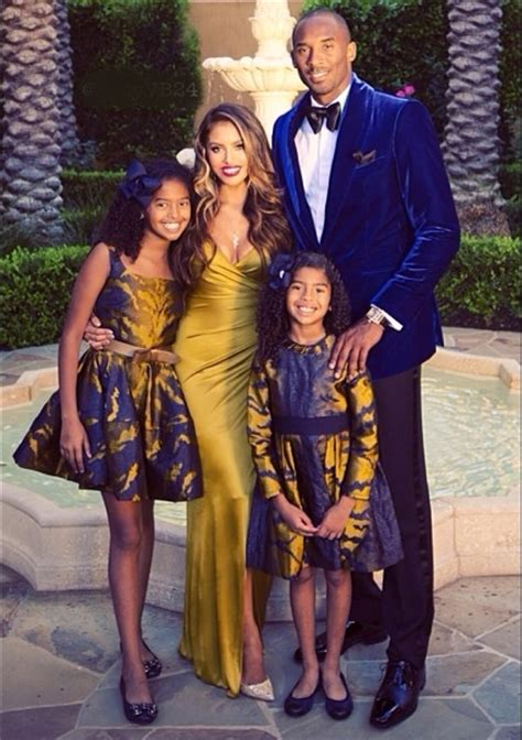 kobe bryant family tree wife  daughters  pictures