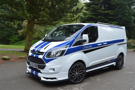 Ford Transit Custom Body Kit Pre Facelift