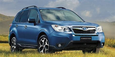 Why Special Edition 2016 Subaru Forester Will Make Off