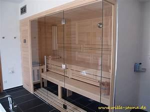 Sauna Für Badezimmer : sauna glasfront badezimmer mit sauna sauna und aussensauna ~ Watch28wear.com Haus und Dekorationen