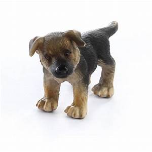 Miniature German Shepherd Puppy - Fairy Garden Miniatures ...
