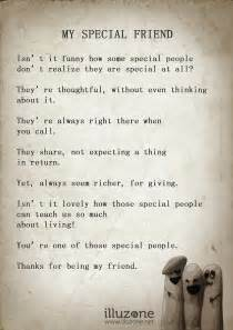 my special friend quotes quotesgram
