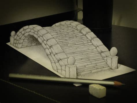 More Than 20 Astonishing 3d Pencil Drawings