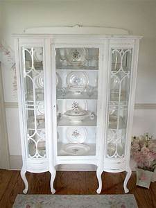 17 best ideas about china cabinet painted on pinterest With 5 gorgeous pairs for antique white cabinets