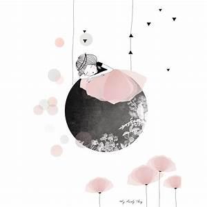 dessin pour chambre de bebe lot de 4 30x40 cm pour With affiche chambre bébé avec coussins de fleurs pour deuil