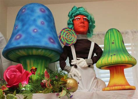 willy wonka candyland birthday party ideas photo