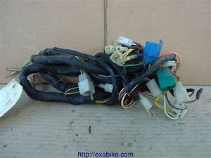 -second Hand Harness Wire For Hyosung 125