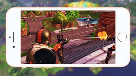 fortnite battle royale full mobile match gameplay gameup