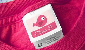 Stick on clothing tag labels stickeryou products for Clothing id labels
