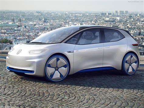 2018 Volkswagen Id Concept Carspyshots