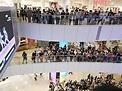 【港隊奪金】張家朗出戰花劍決賽 大批市民商場觀賽有人開香檳慶祝 - 香港經濟日報 - TOPick - 新聞 - 社會 - D210726