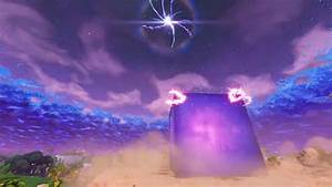 Fortnite Purple Cube Low Gravity Where Is The Purple Cube