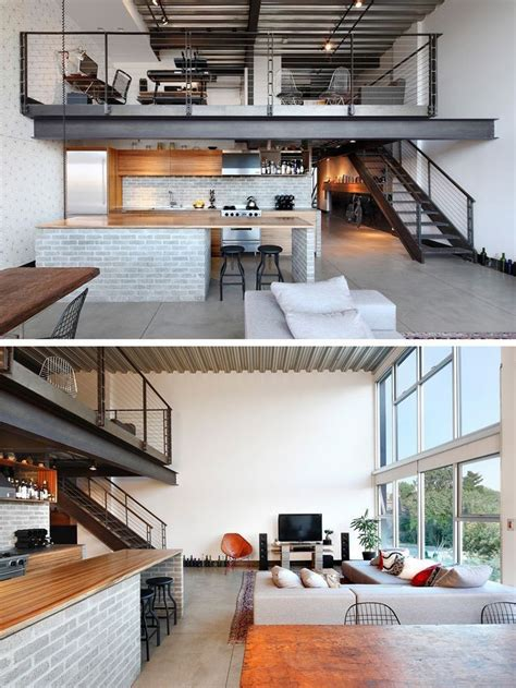 Apartment With Loft Seattle by Best 20 Loft Style Homes Ideas On Loft Style