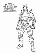 Fortnite Coloring Pages Printable Boys Printables Battle Royale Colouring Sheets Omega Colors Google Drawing Boy Raven Knight Ice King Children sketch template