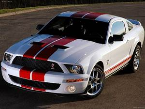 2018 Ford Mustang Shelby GT500 Red Stripe | Car Photos Catalog 2019