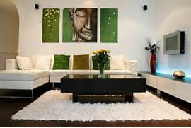 Tiny Contemporary Living Room Interiors Design Ideas Small Modern Living Room With Painting Wall Ideas