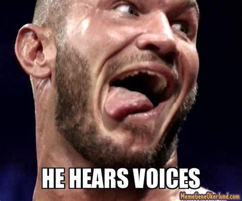 Wrestling Meme Generator - wrestling memes he hears voices meme gene okerlund wwe wrestling meme generator