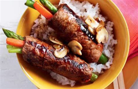 resep daging gulung sayuran resepkokico