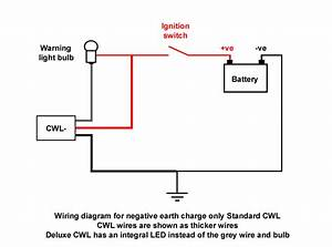 11 1v Wiring Diagram : ignition alternator battery warning lights ~ A.2002-acura-tl-radio.info Haus und Dekorationen