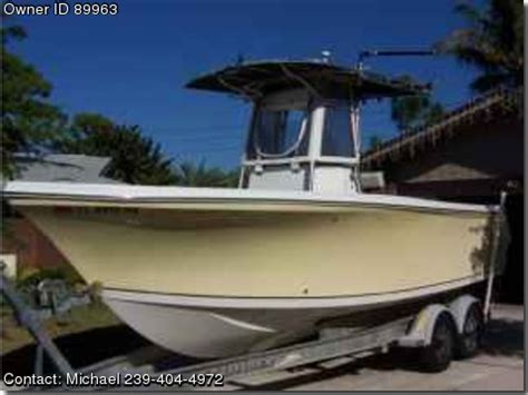 Used Sailfish Boats For Sale By Owner by 2004 Sailfish 236 Wprocket