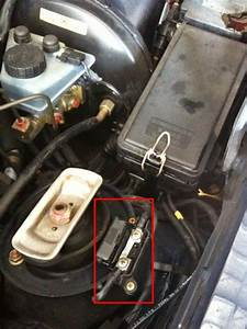 Where Is The Blower Fuse On 1994 Mercedes E