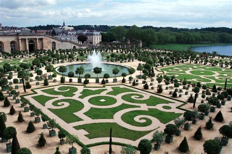France The Versailles Gardens Holiday And Travel Europe