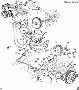 34 S10 Brake Line Diagram