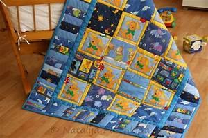 Decke Selber Nähen : krabbeldecke n hen babydecke n hen decke n hen ~ Lizthompson.info Haus und Dekorationen