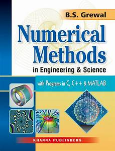 NUMERICAL METHODS in Engg & Science with Programs in c ...