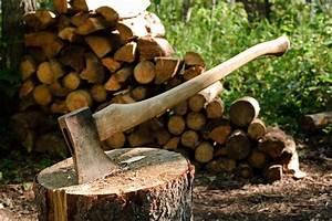 Outil Pour Fendre Le Bois : fendre du bois ~ Dailycaller-alerts.com Idées de Décoration