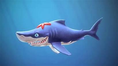 Shark Cartoon Giff Artstation