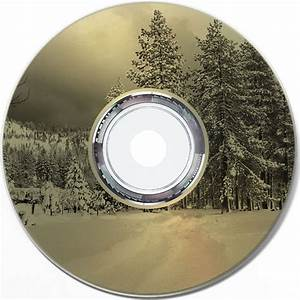 holiday lightscribe direct disc label designs available With disc labeler