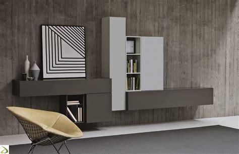mobile sala moderno mobile soggiorno sospeso alen arredo design