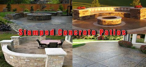 stamped concrete nh ma  decorative patio pool deck