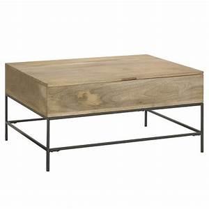Industrial storage coffee table industrial storage for West elm coffee table sale