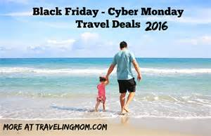black friday cyber monday travel deals travelingmom