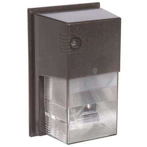 hps light fixture home depot globe electric 70 watt outdoor sodium brown photocell