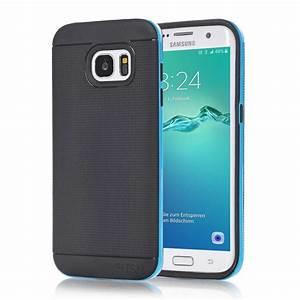 Samsung S6 Handyhülle : handyh lle f r samsung galaxy s6 covercase in schwarz blau ~ Jslefanu.com Haus und Dekorationen
