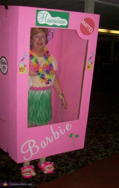 hawaiian barbie costume easy diy costumes