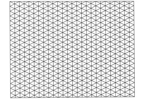 isometric drawing grid     ayoqq cliparts