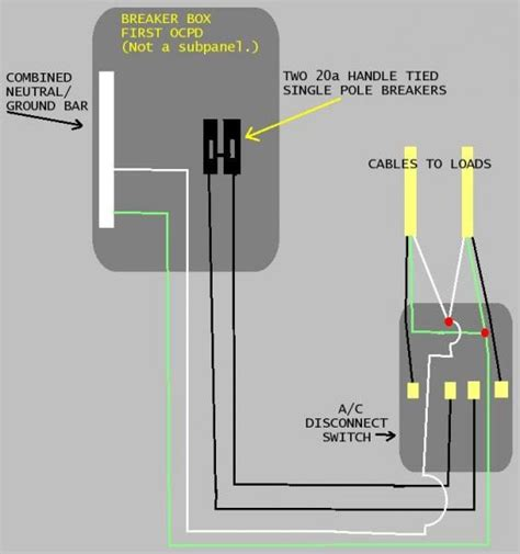Electrical Wiring Diagram For Shed by Running Wire Out To A Shed Only 40ft Away