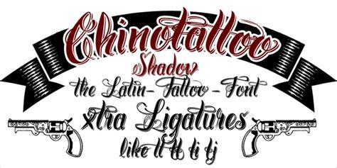 tattoo fonts  otf ttf format