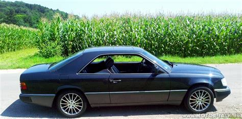 Coupe, 2 doors, 4 seats. Liebhaber Mercedes W124 Coupe 300-24V 192.000km BJ 1992 ...