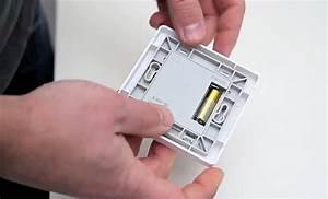 Va Et Vient Sans Fil : poser un interrupteur va et vient sans fil ~ Dailycaller-alerts.com Idées de Décoration