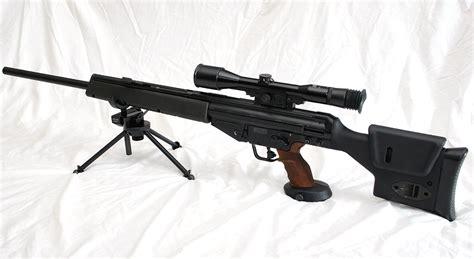 H&K PSG-1 FULL REVIEW - Sniper Central