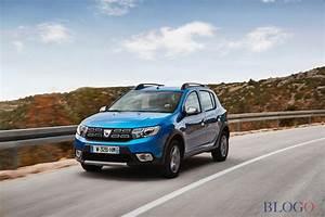 Dacia 2017 : dacia sandero stepway 2017 prova su strada ~ Gottalentnigeria.com Avis de Voitures